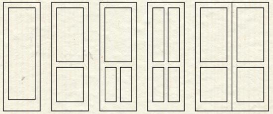 door-flat-bold