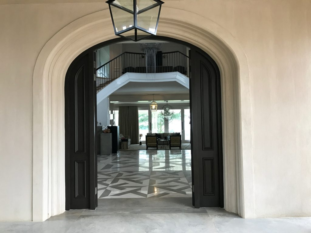 Mambakofi Joinery Entrance doors
