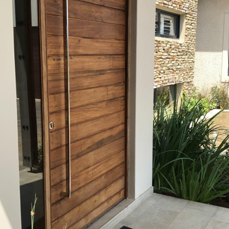 Mambakofi Joinery Entrance doors