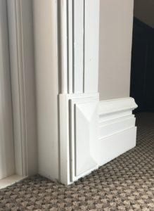 Corner blocks - gallery