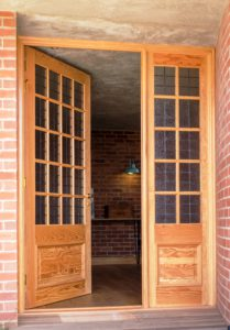 Mambakofi doors