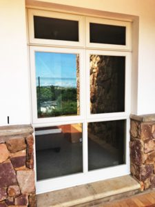 Casement and awning type window